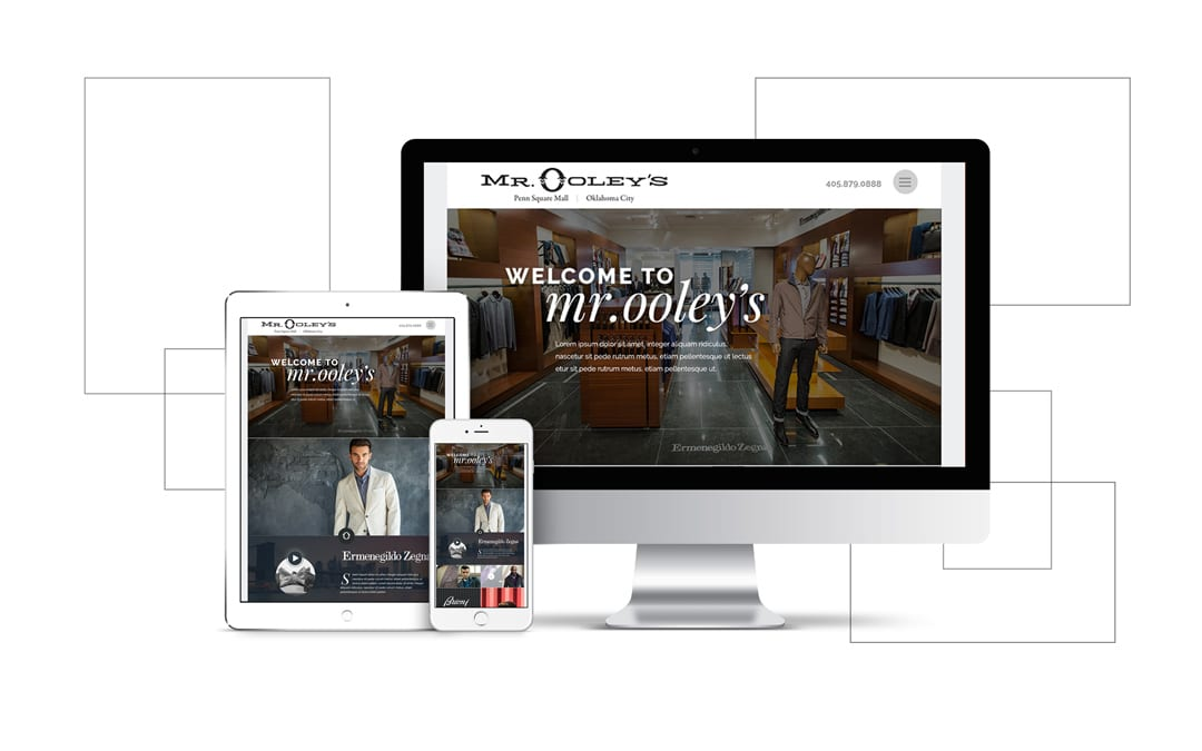 Liquid Media Web Design | Mr. Ooley's