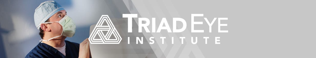 Triad Eye Institute | Liquid Media client since 2012