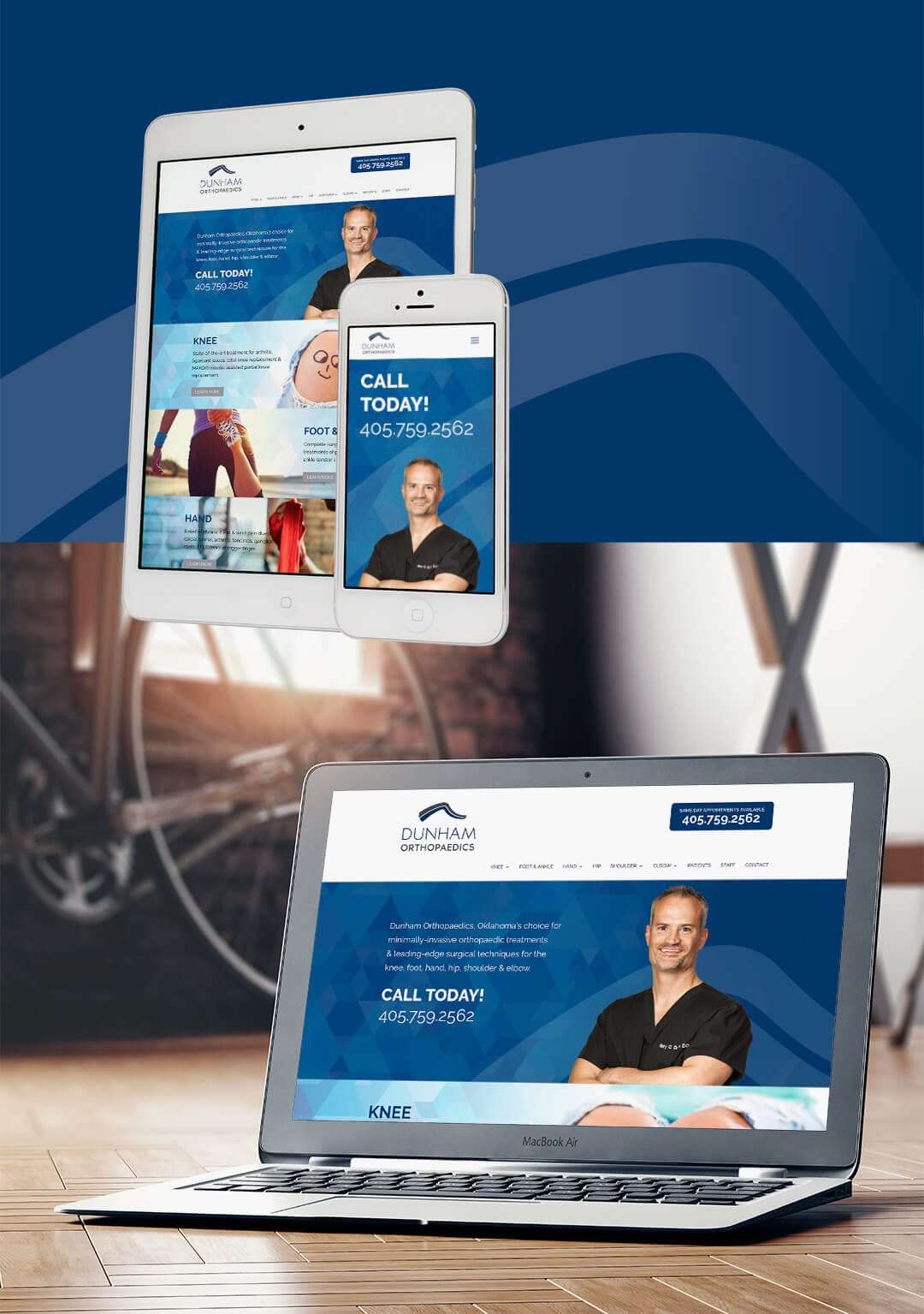 Responsive Website Design | Desktop