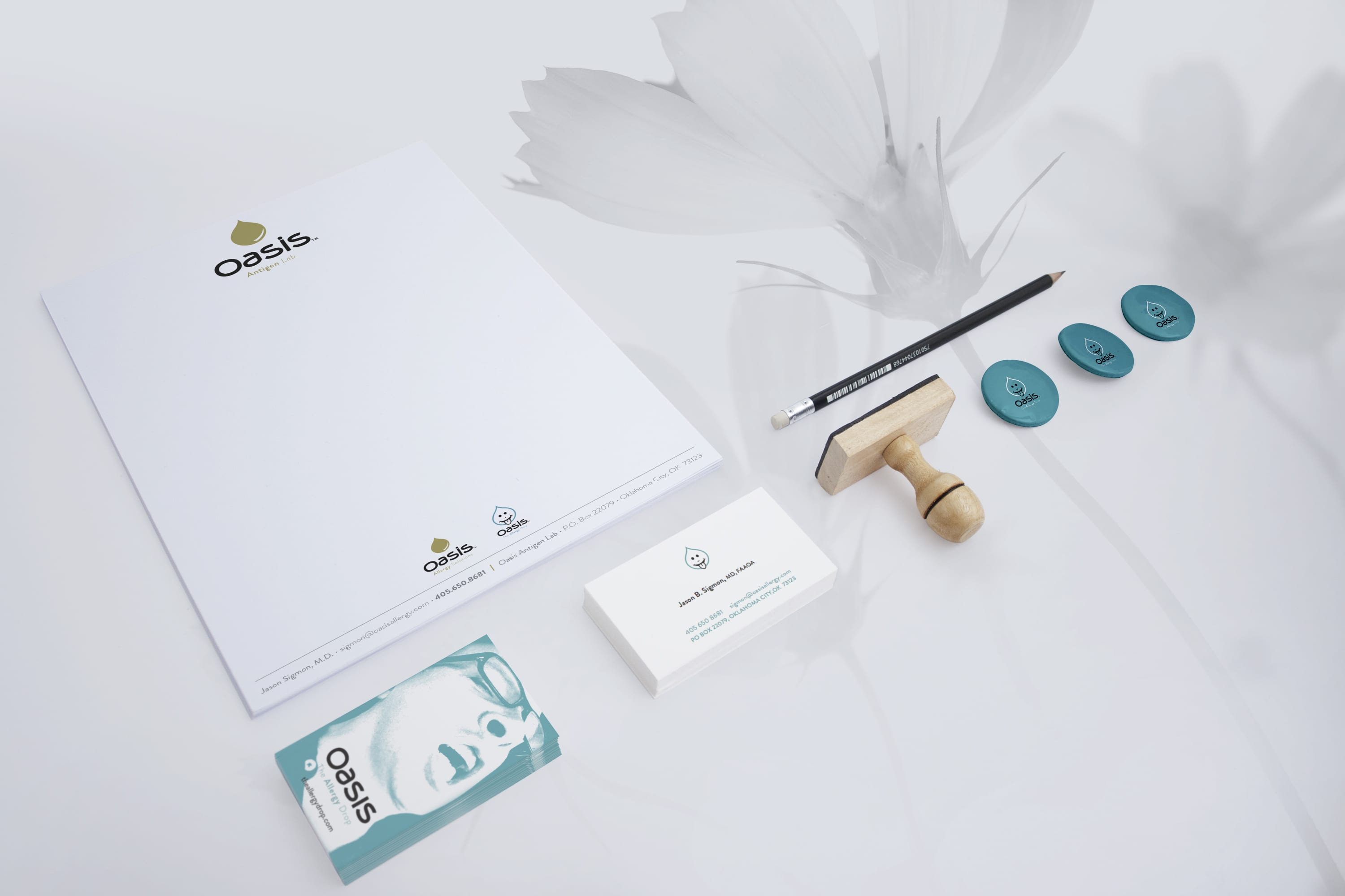 Oasis Allergy Stationary by Liquid Media