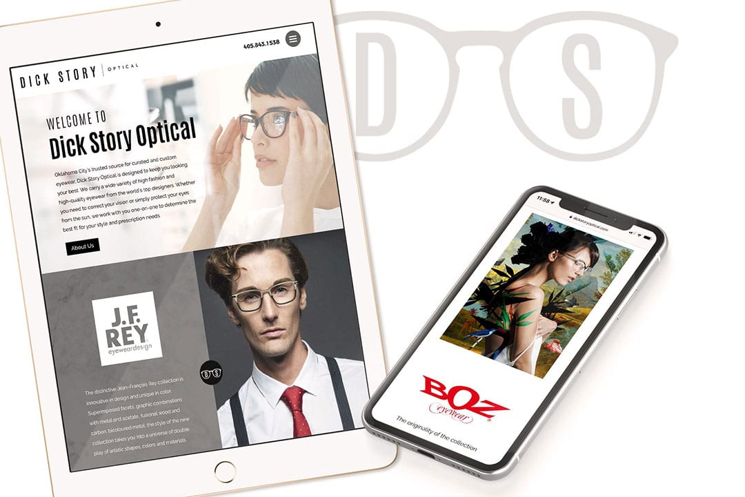 Liquid Media Client | Dick Story Optical