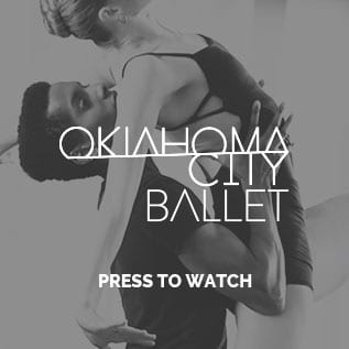 Liquid Media | Clients| Oklahoma City Ballet